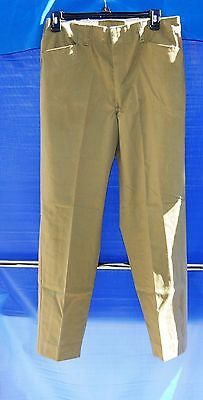 Official Boy Scouts of America Green Uniform Pants