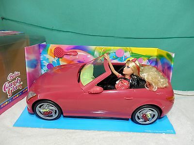 Very Rare Sweet Ride Barbie Candy Glam  NEW IN THE BOX