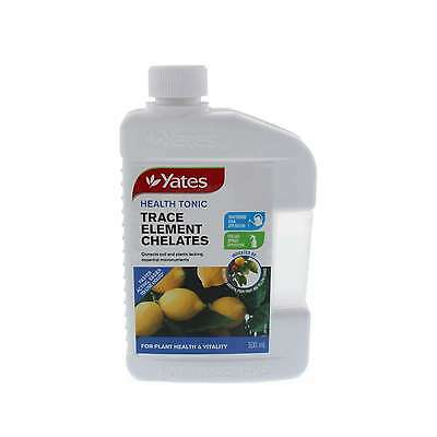 Trace Element Chelates Health Tonic Essential Micronutrients Yates 500ml