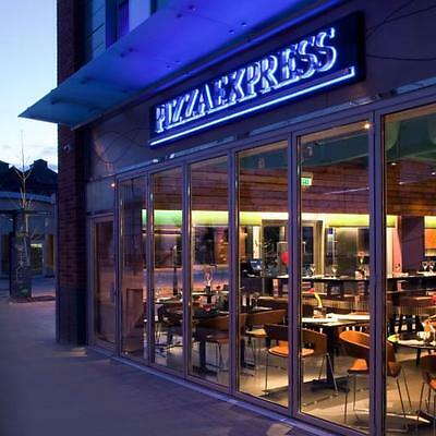 Pizza Express 20% Discount Voucher Up To 6 People * Central London Only * Read !