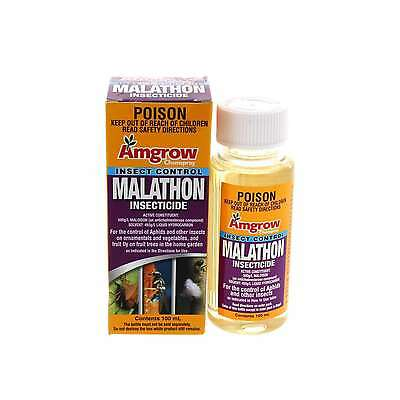 Malathon Insecticide Controls Aphids and Other Insects Amgrow 100ml