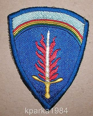 Theater Made - Us Army Europe Headquarters Insignia Patch