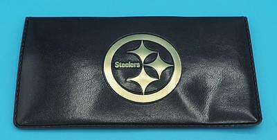 PNC Bank Pittsburgh Steelers Checkbook Cover Advertising