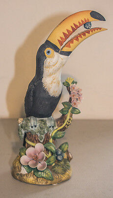Toucan Bird figurine