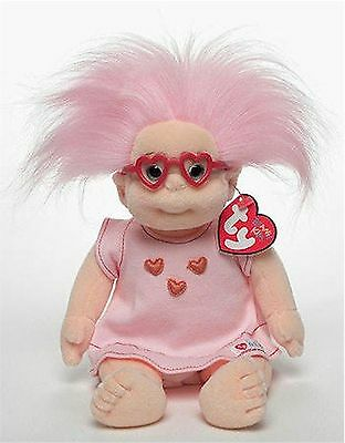 TY Beanie Kid - LUVIE by Beanie Kids [3 years and up] [Soft Toys] [NEW] UXX