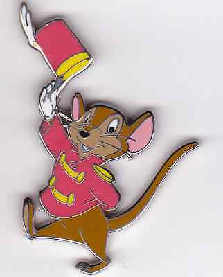 * DISNEY pins - DLRP - Cast Lanyard Series 8 - Timothy Q. Mouse from Dumbo
