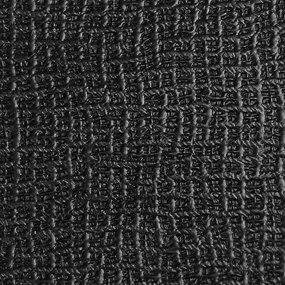 tolex Rough Black - by the linear meter vinyl covering ampli cab guitar speakers