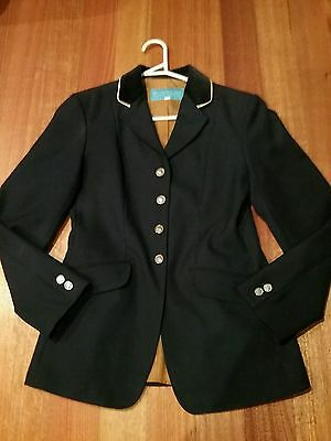 WINDSOR RIDING APPAREL Ladies Riding / Dressage Jacket Size 10. VGC