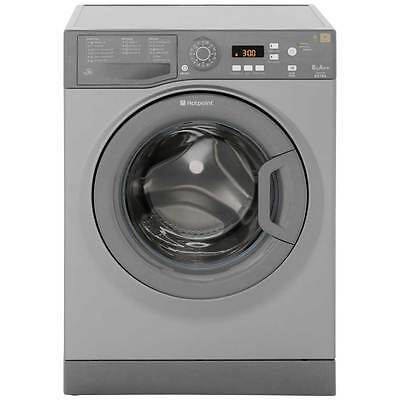 Hotpoint WMXTF942G Extra A++ 9Kg 1400 Spin Washing Machine Graphite New from AO