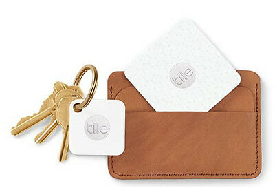 Tile 3rd Gen Bluetooth Tile Mate / Slim Mini Tracking Device for iPhone Android