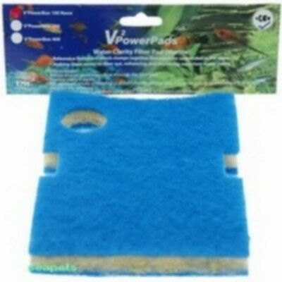 V2 PowerBox 400 Water Clarity Filter Pad - Marine #1A234