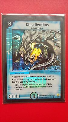King Benthos - Duel Masters Trading Card