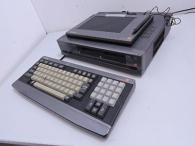 Vintage Philips MSX 2 NMS 8250 with Keyboard & Tablet 64k rom 256K ram