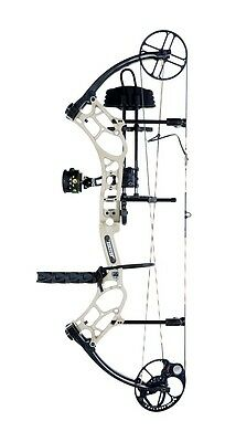 New 2016 Bear Archery Marshal RTH 70# RH Bow Package Sand w/ Arrows & Release