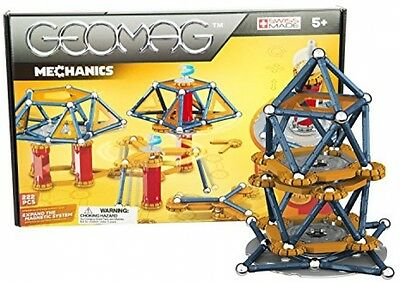 Geomag Mechanics Magnetic Construction Set Educational Learning Supplies NEW