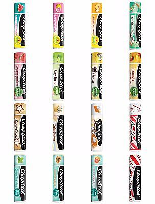 NEW Chapsticks and Chapstick Duo Lip Balm amazing flavours Rare in UK