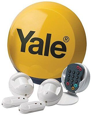 Yale Easy Fit Wireless Standard Alarm Kit HSA6200 Wirefree Security System