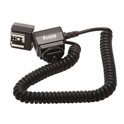 Focus Digital Off Shoe Flash Cord for Canon