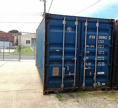 USED SHIPPING CONTAINERS 20FT Melbourne