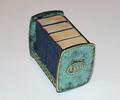 Miniature ESSO Book Holder / Book Stand w/Lilliput - translation dictionaries