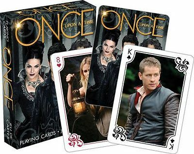 Once Upon A Time - Playing Card Deck - 52 Cards New - Tv Show 52392