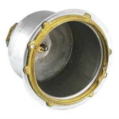 EMAUX 2ZTJ5 Pool Light Niche, Incandescent, SS