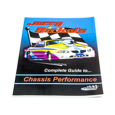 CHASSIS ENG. (DRAG RACE) C/E7501 Jerry Bickel's Chassis Book