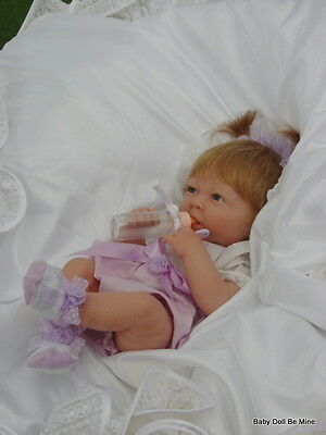 Precious Berenguer ~ Vinyl ~ 15 Inch Baby Girl Doll with Makeover ~