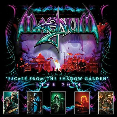 Magnum - Escape from the Shadow Garden: Live 2014