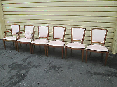 57463 BAKER ?  Furniture Set 6 Dining Chair s