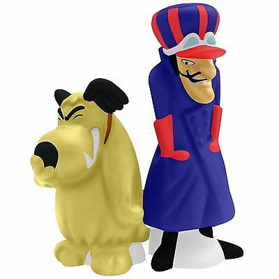 Cartoons Dick Dastardly Muttley Dog Salt and Pepper Shakers
