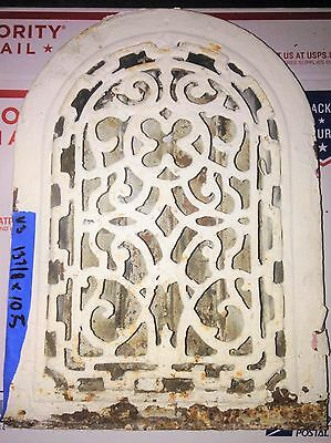 Antique Salvaged Vintage Floor Wall Grate Heat Return Register Vent #20