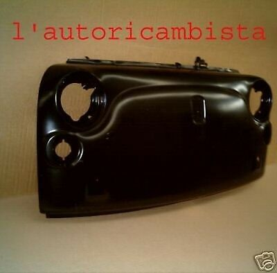 Frontal Fiat 500 F - L - R - Boca Front 500 - Made in Italy