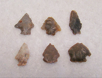Tennessee, White Co., Cannyfork Creek 6 Stone Points