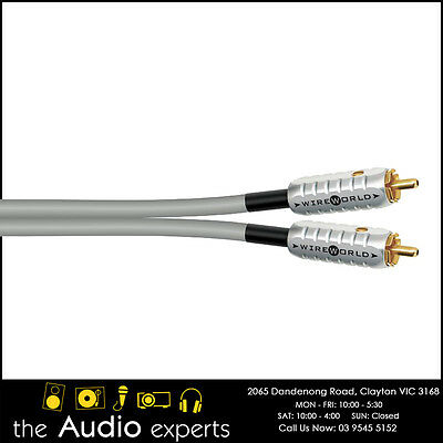 Wireworld Solstice 7 Rca Cable - 1M