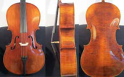 Strad style solid wood SONG maestro cello 4/4,huge and powerful sound #11470