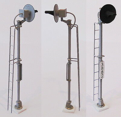 WENZ Kit U.S.-Searchlight Signal bicolor 0 scale 1:48