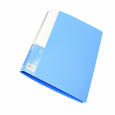 New W01103D B UMI Portable Students Paperwork Writing File Clip Folder XD