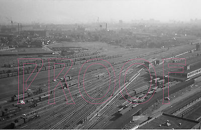 New York Central (NYC) Buffalo Yards (View 3) - 8x10 Photo