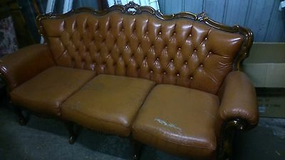 antique italian Sofa Set