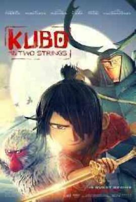 Kubo And The Two Strings New Blu-Ray/dvd
