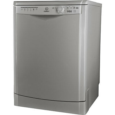 Indesit DFG26B1S My Time A+ Dishwasher Full Size 60cm 13 Place Silver New from