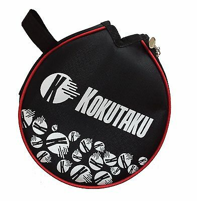 Kokutaku Table Tennis Bat Padded Case Cover Special Offer Uk