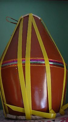 Decorated Indian Tabla drum-Child size