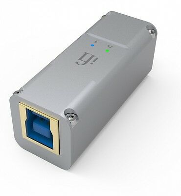 iFi Audio iPurifier 2 - USB Audio Purifier USB Type B
