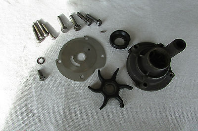 Impeller Housing Assembly - 9.5 HP Johnson / Evinrude Outboard