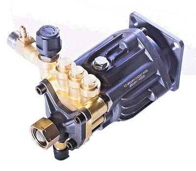 """3000 PSI Axial Pressure Washer Replacement Pump - 3/4"""" SHAFT"""