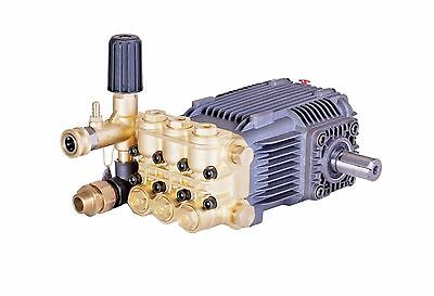 3600 PSI Pressure Washer Replacement Solid Shaft Pump 24mm - Belt Drive Pump