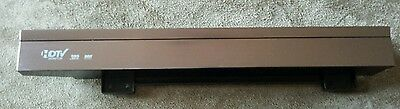 "Hitachi Big Screen Projection TV 65"" Front Left Panel ~ Has ""HDTV SRS BBE"" on it"