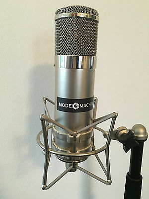 MODE MACHINES VTM-1 Vintage Tube Microphone Röhrenmikrofon 7025/ 12AX7 Tube